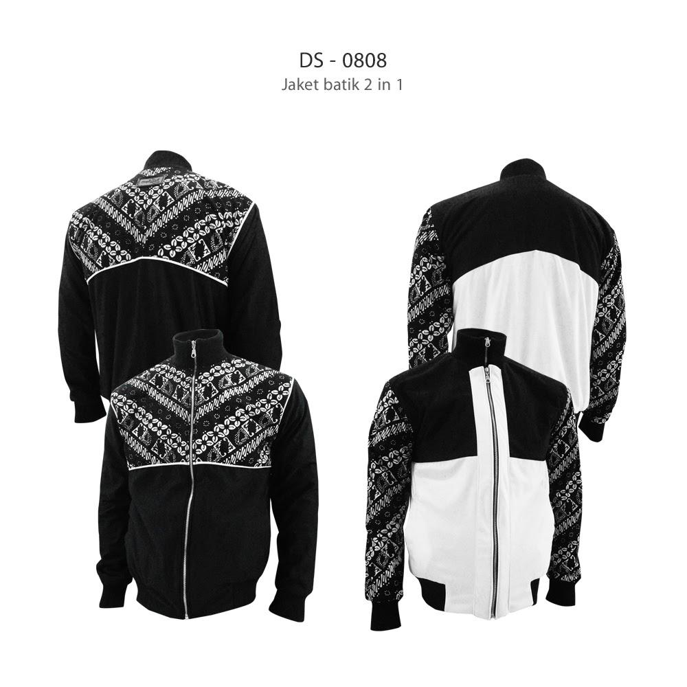 96 Desain Jaket Bolak Balik Keren Terbaik