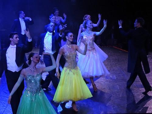 The Royal Cunard Dancers