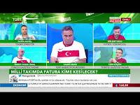 Türkiye 0-2 Galler - Stüdyoda Futbol Milli Takım 16.06.2021 - TGRT Haber TV