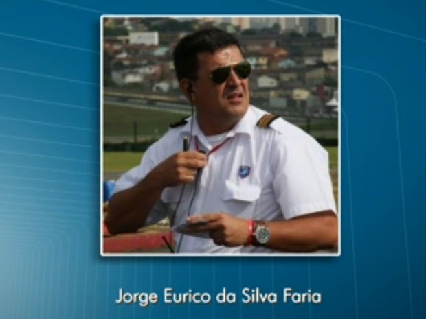 Comandante Jorge Faria foi preso suspeito de envolvimento no sequestro da sogra de Bernie Ecclestone (Foto: TV Globo/Reprodução)