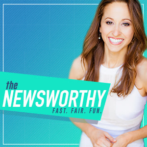 Image result for the newsworthy podcast