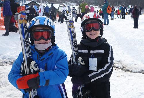 Ski & Snowboarding at Shawnee Mountain