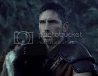 Outlander - Jesus (James Caviezel) is a man from outer space!