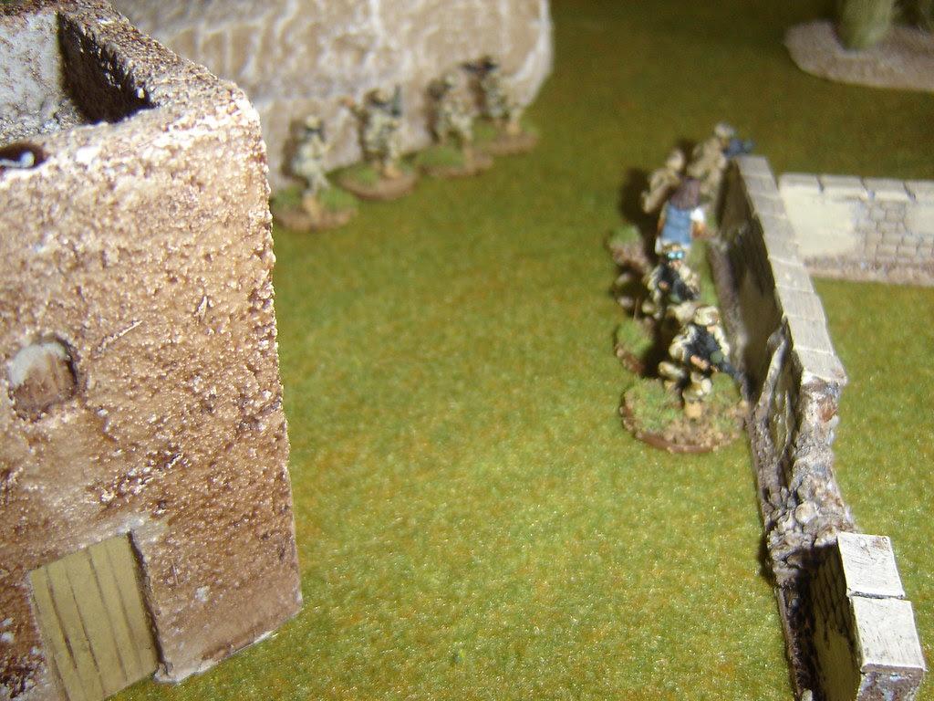 1st Section moves asset slowly towards escort
