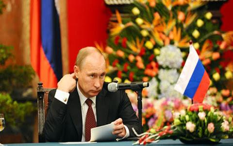 Putin, Nga, Mỹ, Ukraina, EU
