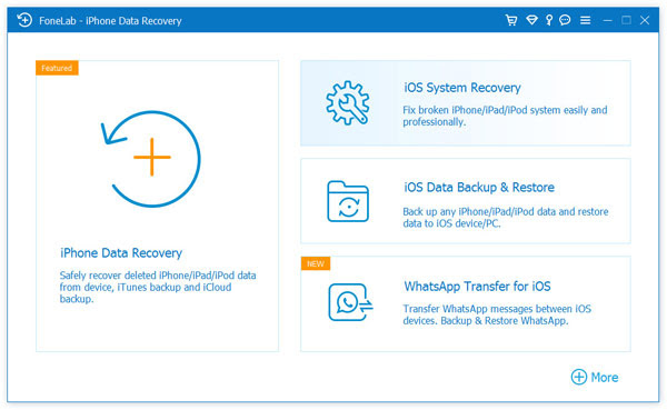 Best Alternative to iMobie PhoneRescue Data Recovery
