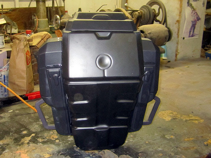 ODST Backpack Mostly Assembled