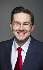 Photo - The Honourable Pierre Poilievre - Click to open the Member of Parliament profile