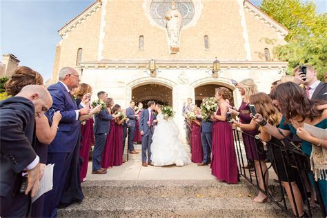 Pleasantdale Chateau Wedding Photos   Kate and John