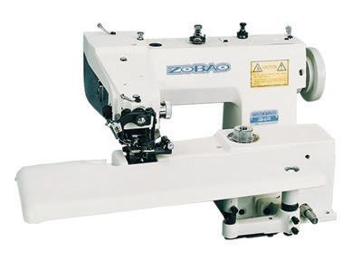 máquina de coser de puntada invisible