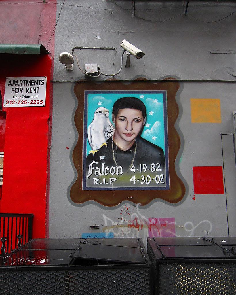 RIP Falcon