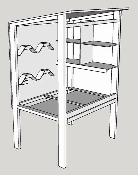 My Small Loft Design Page 3 Pigeon Talk