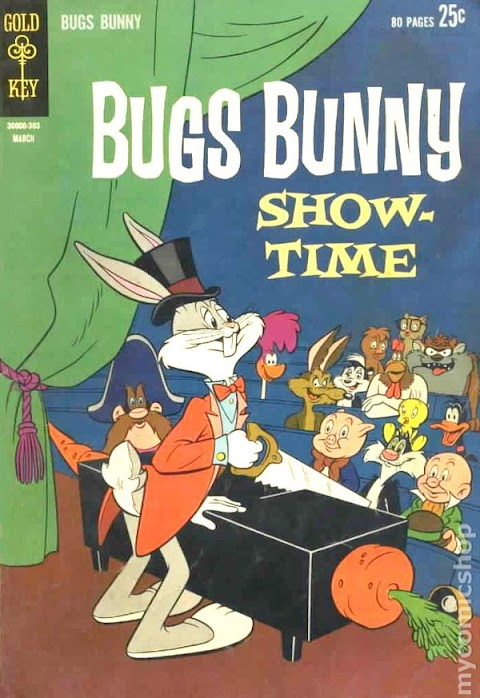 Bugs Bunny Gold Key Comics