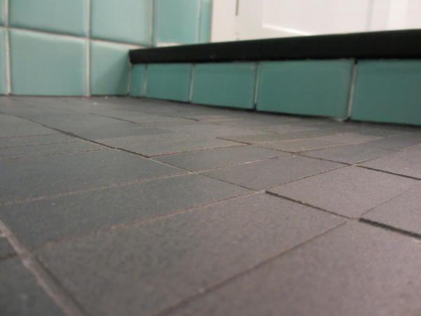 1x3 ceramic shower floor tiles uneven - Ceramic Tile ...