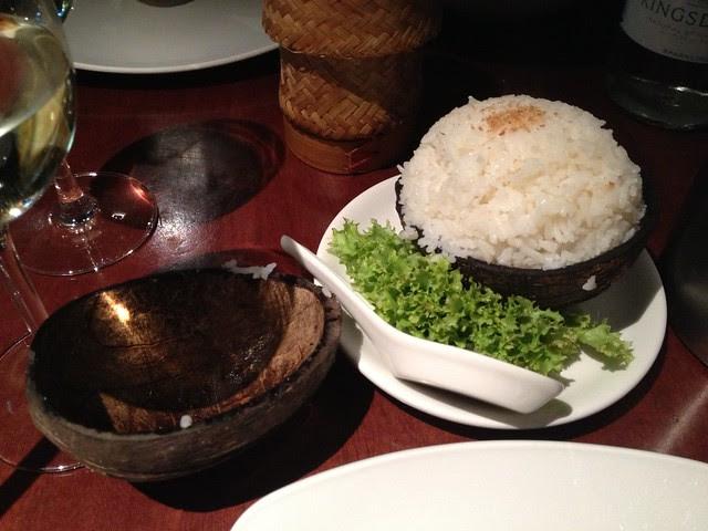 Thai Rice Coconut Rice