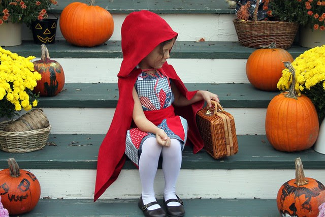 My Little Red Riding Hood