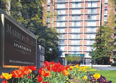 Marbury Plaza