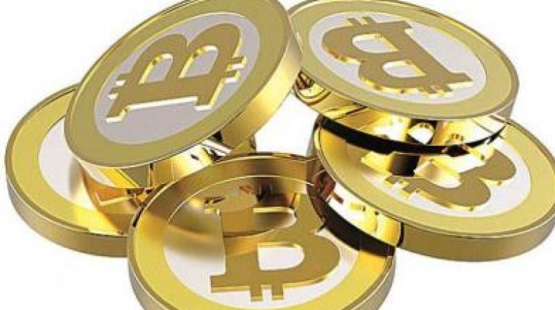 bitcoin quotation graph