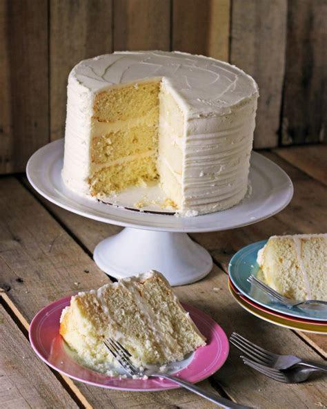 White Sour Cream Cake Recipe ? CakeJournal.com