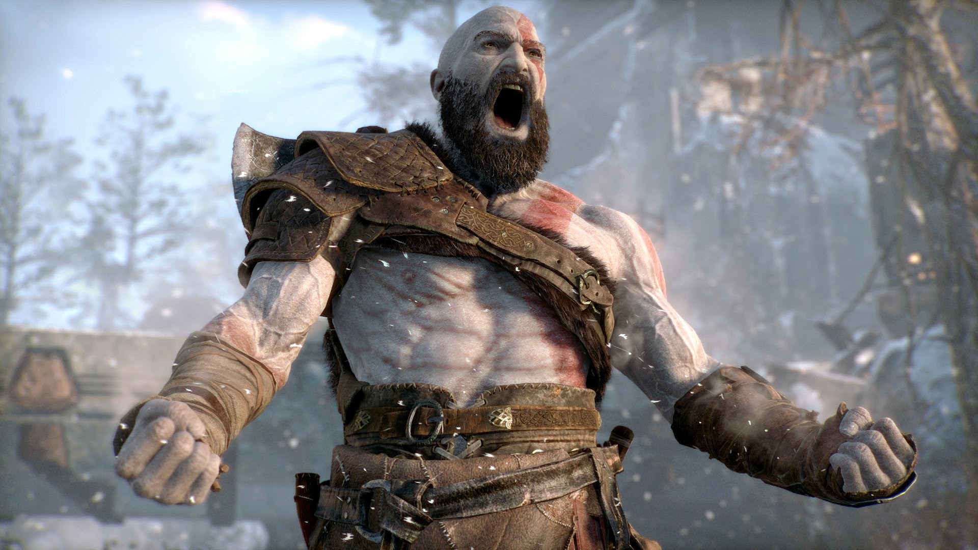 Review: God of War (PS4) screenshot