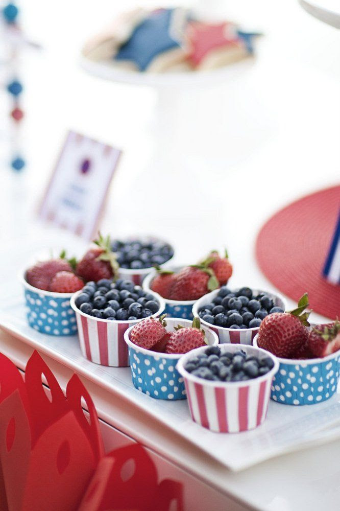 4th Of July Party Ideas Flagsonastickblogcom