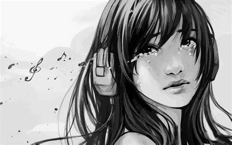 sad anime wallpapers  images