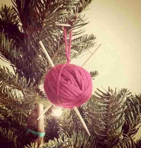 20 καθημερινά αντικείμενα μετατρέπονται σε όμορφα στολίδια για το δέντρο σας