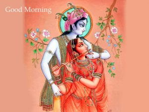 112 Radha Krishna Good Morning Images Good Morning