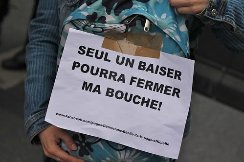 19 juin 2011 - La #FrenchRevolution défile à Paris