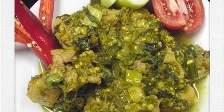 Resep Ayam Cabe Hijau (Menado) Oleh Mesy Susanti