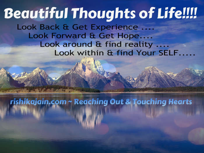 Most Beautiful Thoughts Of Life Inspirational Quotes