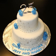 Hock Cakes LLC: 25th Wedding Anniversary