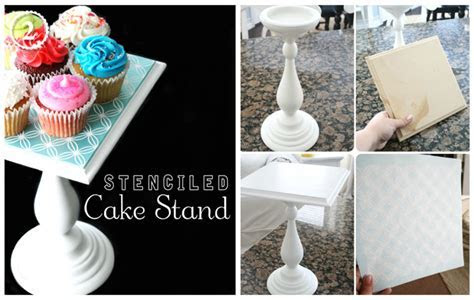 the Creative Orchard: INSPIRE: DIY Cake Stands   Top 12