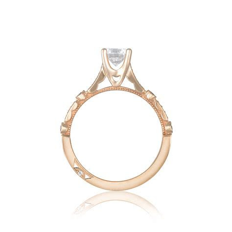 Tacori Engagement Rings Sculpted Crescent Rose Setting