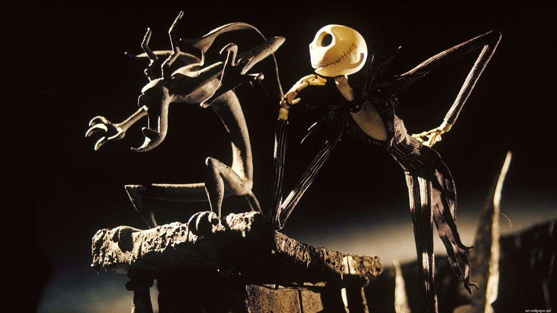 Nightmare Before Christmas Desktop Wallpaper 55 Images