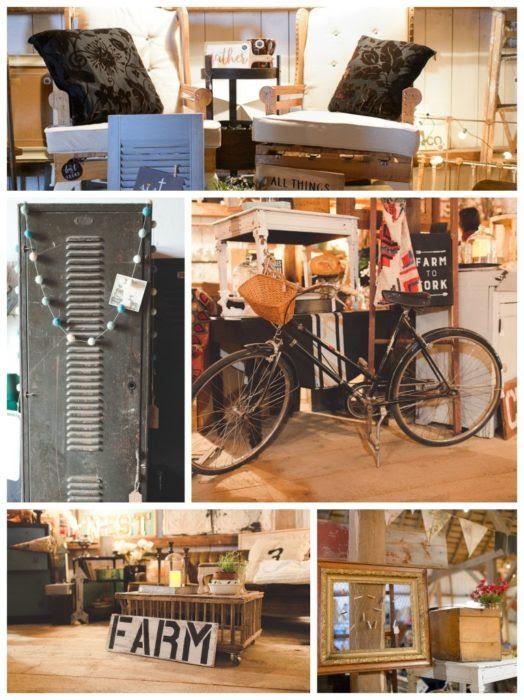 Beautiful Barn Sale Displays - The Logbook - HMLP 87 - Feature