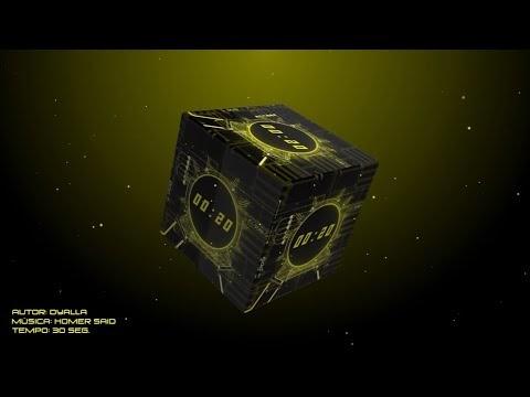 Audio Reactor #08 Editavel Logo Tipo Deisgner Tutorial no Final do vídeo