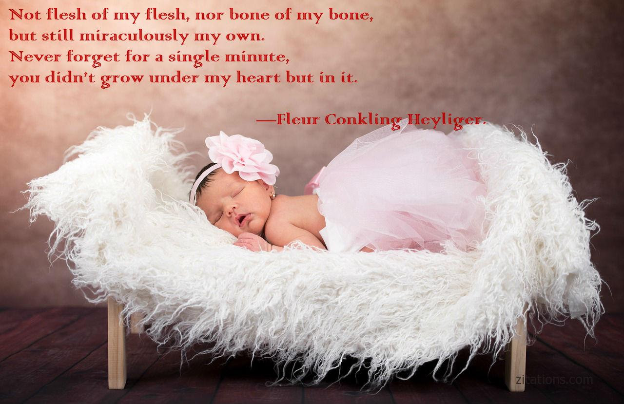 Adoption Quotes Dedicated To All Noble Hearts Zitations