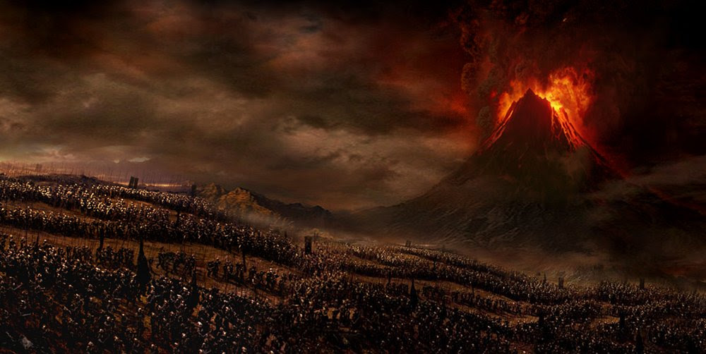 You will be able to walk to Mordor in Lord of the Rings Online soon screenshot