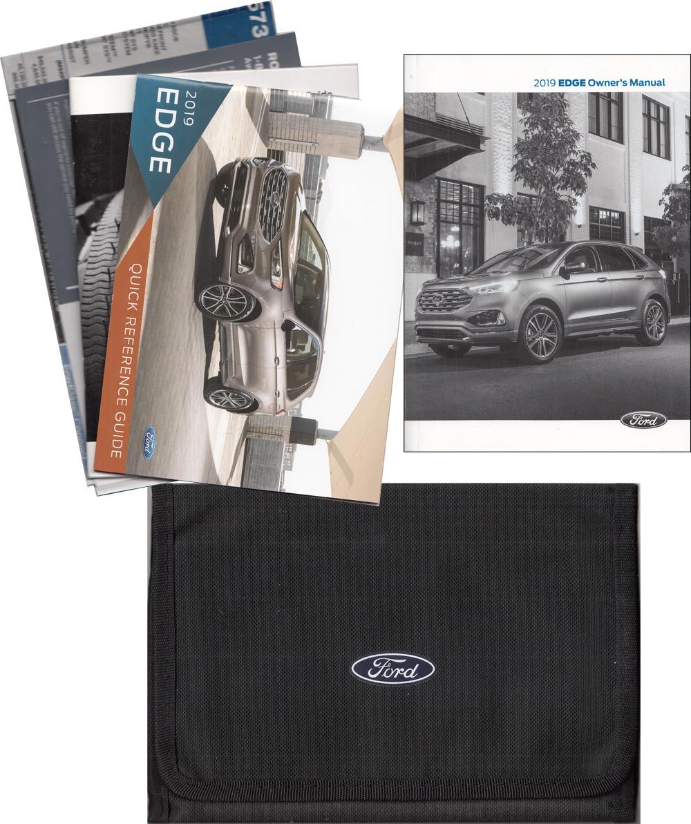 2019 Ford Edge Wiring Diagram Manual Original