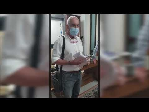 Συγκέντρωση διαμαρτυρίας στη Λαμία για το νομοσχέδιο για τα ζώα συντροφιάς