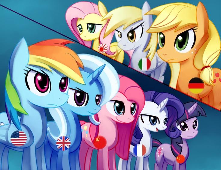 Mlp Anime My Little Kuda Kuda Kecil Friendship Is Magic Foto 38869079 Fanpop