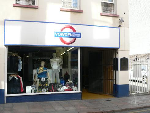 Vowden Sports Shop Jersey