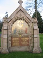 Memorial Plaque - H&R Ainscough
