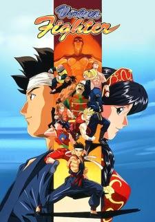 Virtua Fighter (Dub) Episode 25