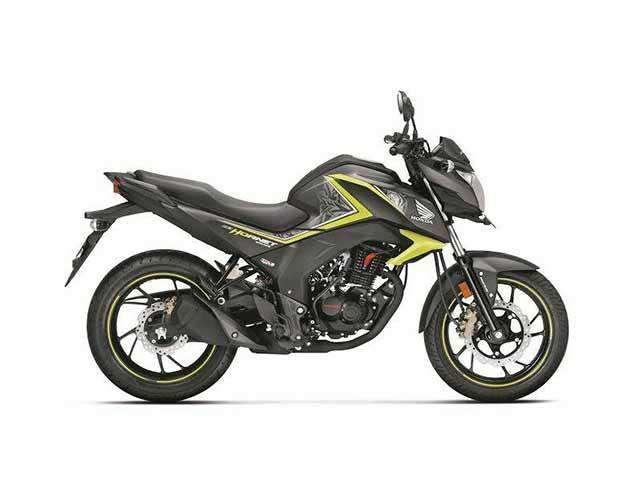 Honda CB Hornet 160R - Rs 80,673