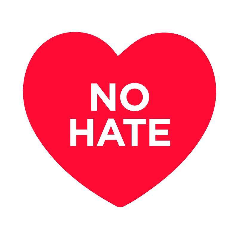 No hate speech movement