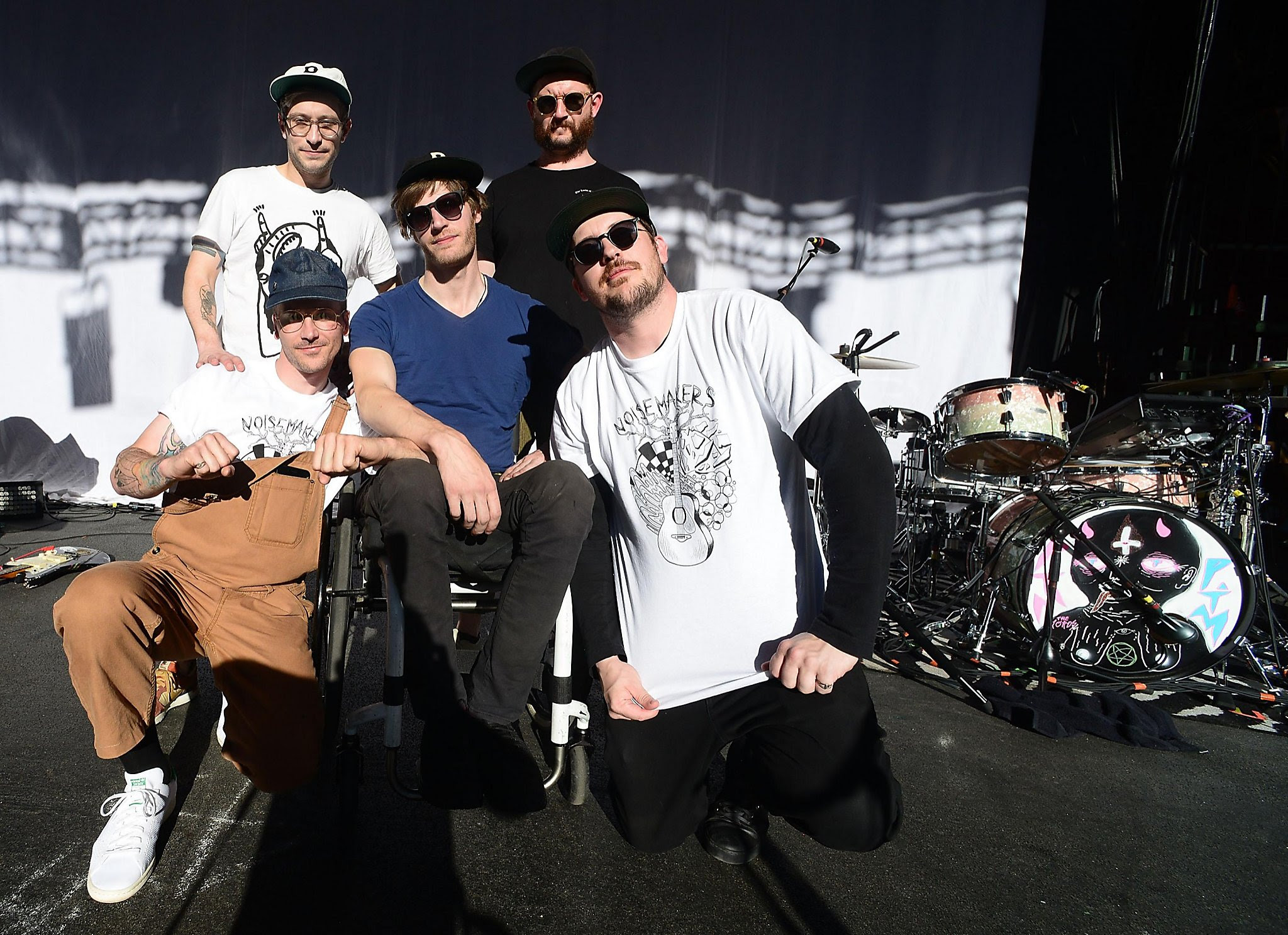 Portugal. The Man takes a cue from Woodstock - San ...