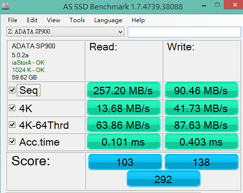AS_SSD_ADATA_SP900_64GB_Win8