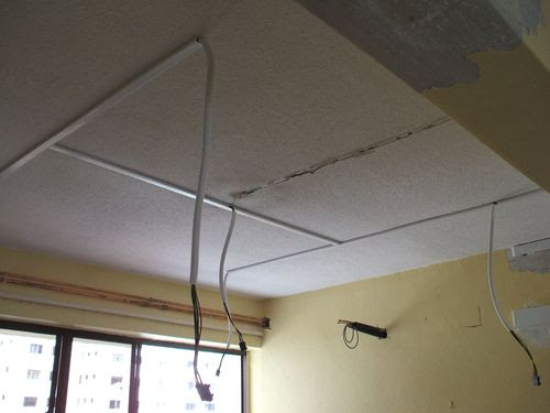 Wiring at Dining Area